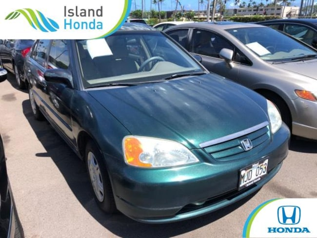 2002 Honda Civic LX Sedan Kahului, HI
