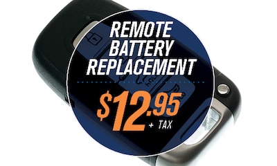 Remote Battery Replacement