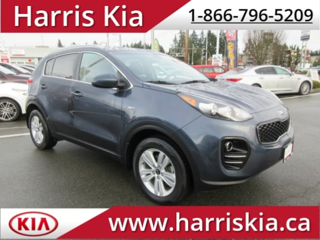 2017 Kia Sportage LX AWD Low kilometers Warranty