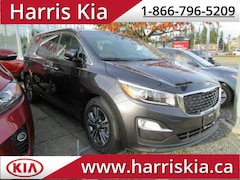 2019 Kia Sedona SX  Backup Camera FREE GAS CARD
