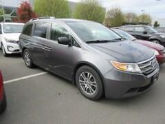 2013 Honda Odyssey EX 8 Passenger Low Kilometers