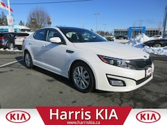 2015 Kia Optima EX Luxury Low Kilometers Leather Sunroof