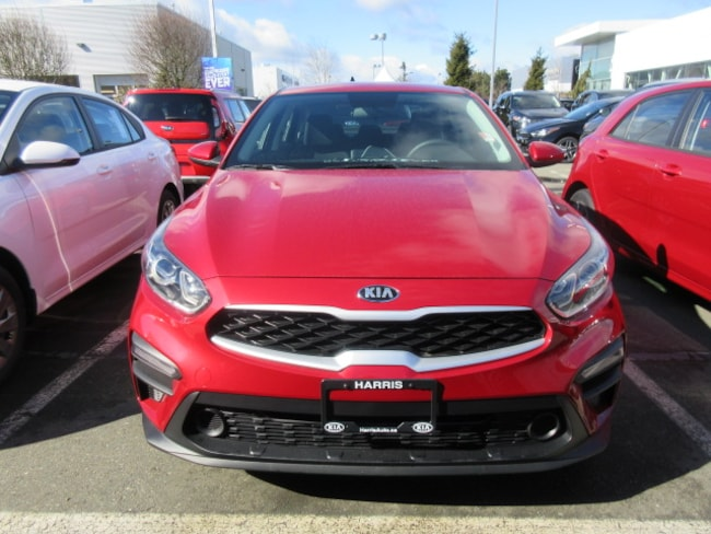 2019 Kia Forte EX 5 Year Warranty