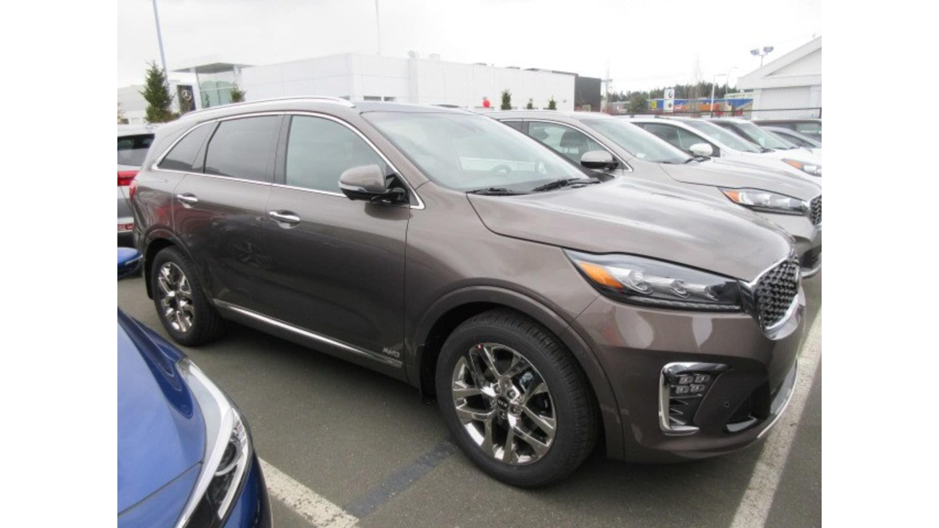 2019 Kia Sorento SXL AWD Navigation Free Gas Card