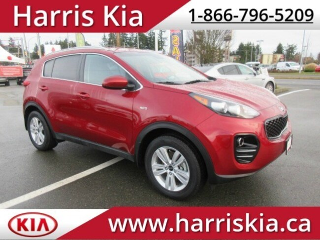 2018 Kia Sportage LX AWD  RATES AS LOW AS 0.90% O.A.C