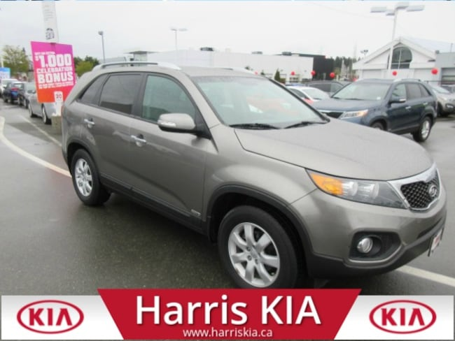 2012 Kia Sorento LX AWD Low Kilometers Heated Seats