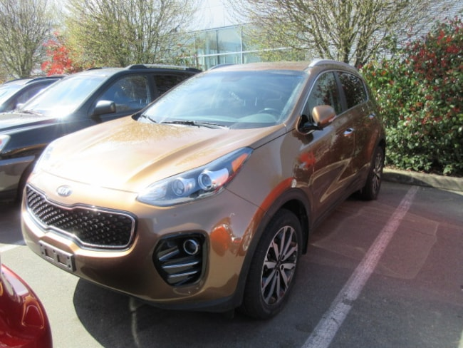 2017 Kia Sportage EX AWD Low Kilometers Warranty