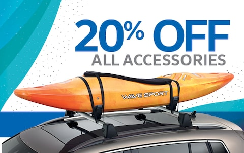 20% Off All Accessories