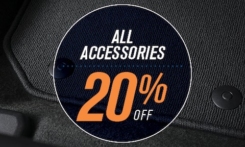 All Accessories 20% Off