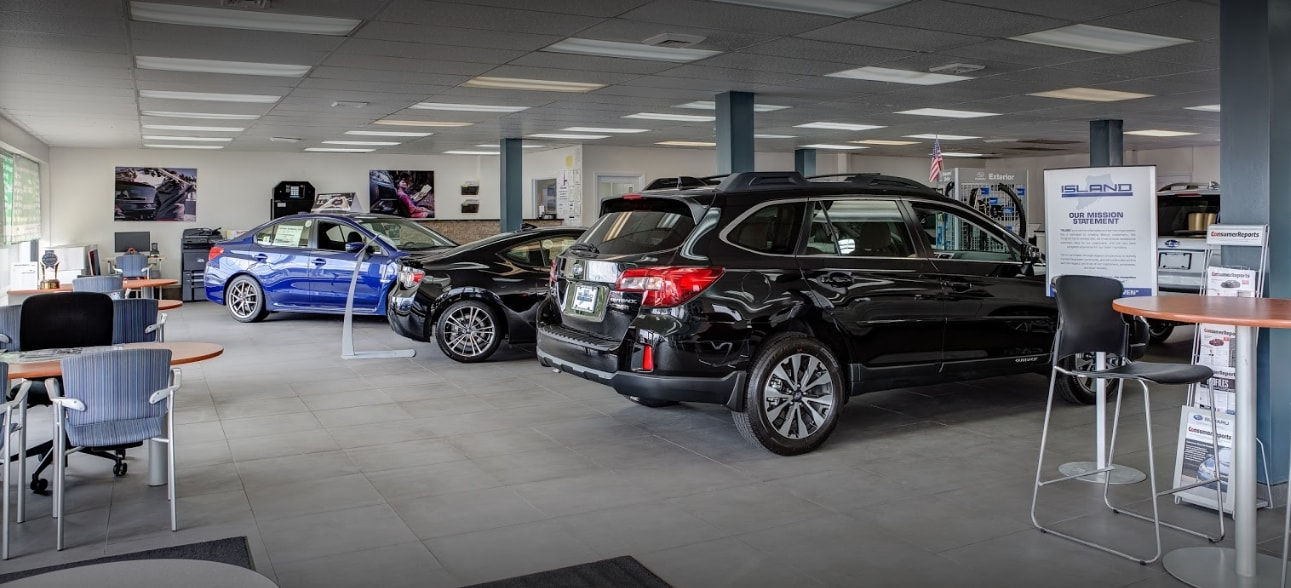 subaru financing near new york city