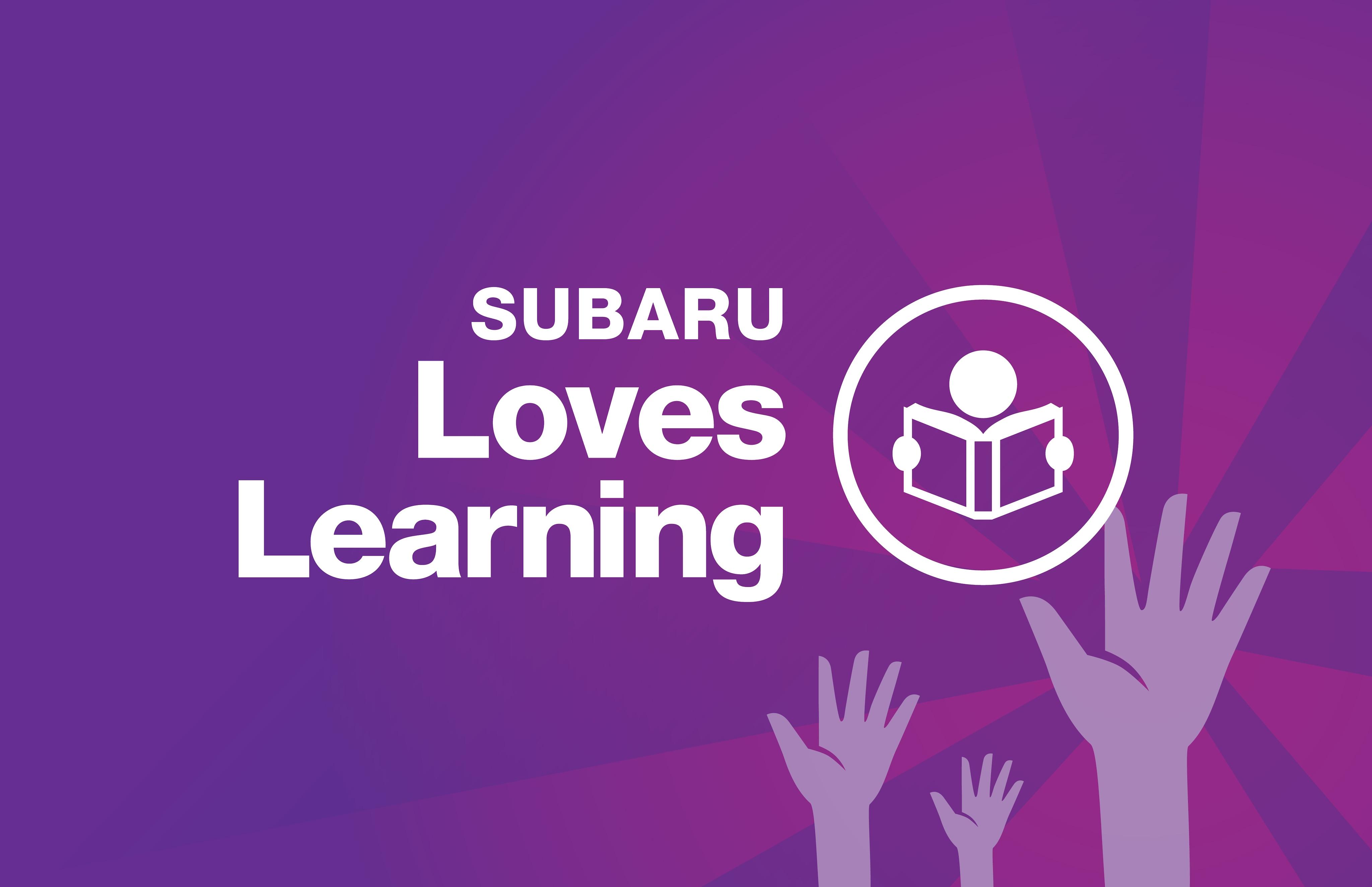 Subaru Loves Learning