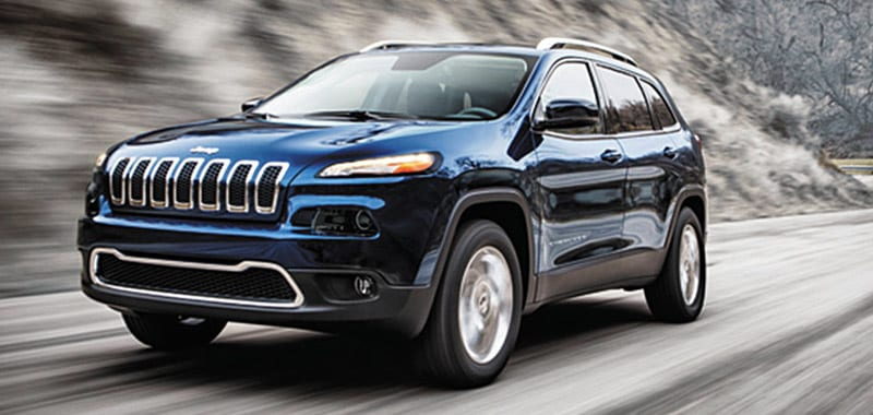 2016 Jeep Cherokee Toronto, ON