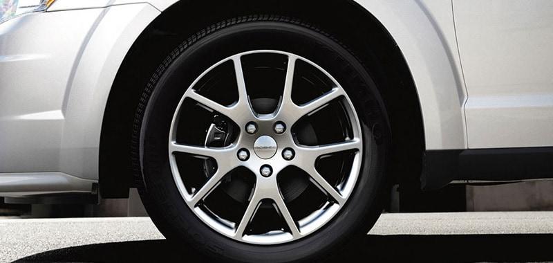 2015 Dodge Journey Tire Toronto