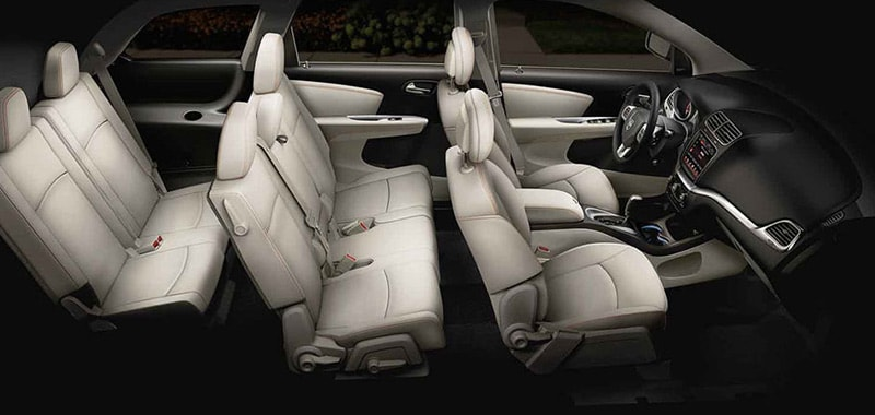 2016 Dodge Journey Safety Toronto