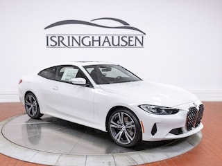 New 2021 BMW 430i xDrive Coupe for sale in Springfield, IL