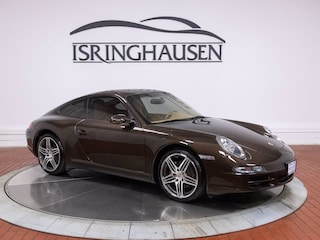Pre-Owned 2008 Porsche 911 Carrera 4 Coupe for sale in Springfield, IL