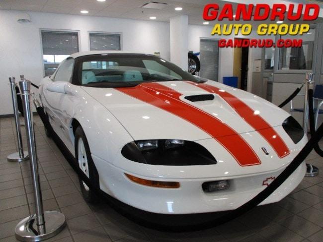 1997 Chevrolet Camaro SS Convertible