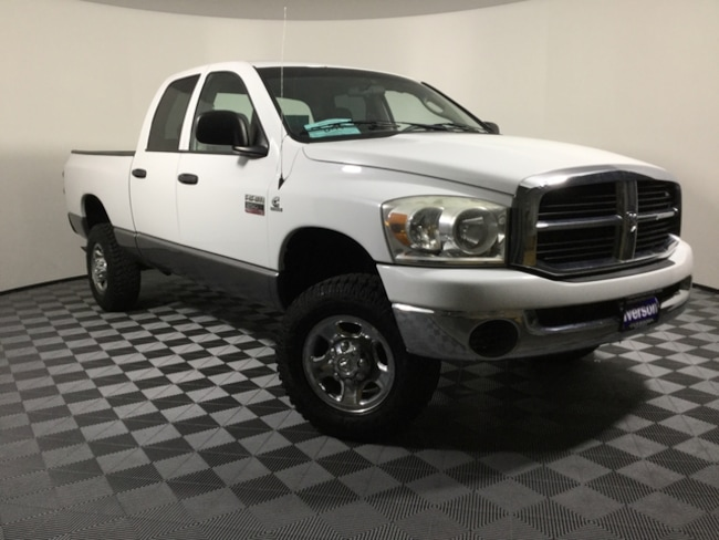 Pre-Owned  2007 Dodge Ram 2500 SLT Truck Quad Cab in Mitchell, SD