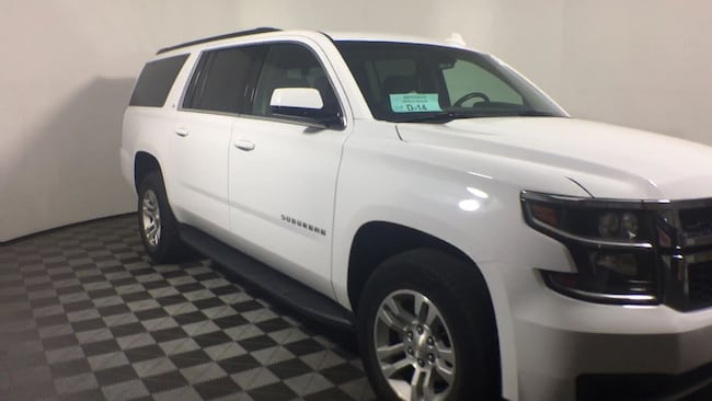 Pre-Owned  2018 Chevrolet Suburban LT 4WD  1500 LT in Mitchell, SD