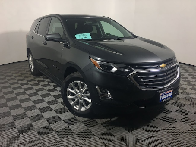 Pre-Owned  2019 Chevrolet Equinox LT FWD  LT w/1LT in Mitchell, SD