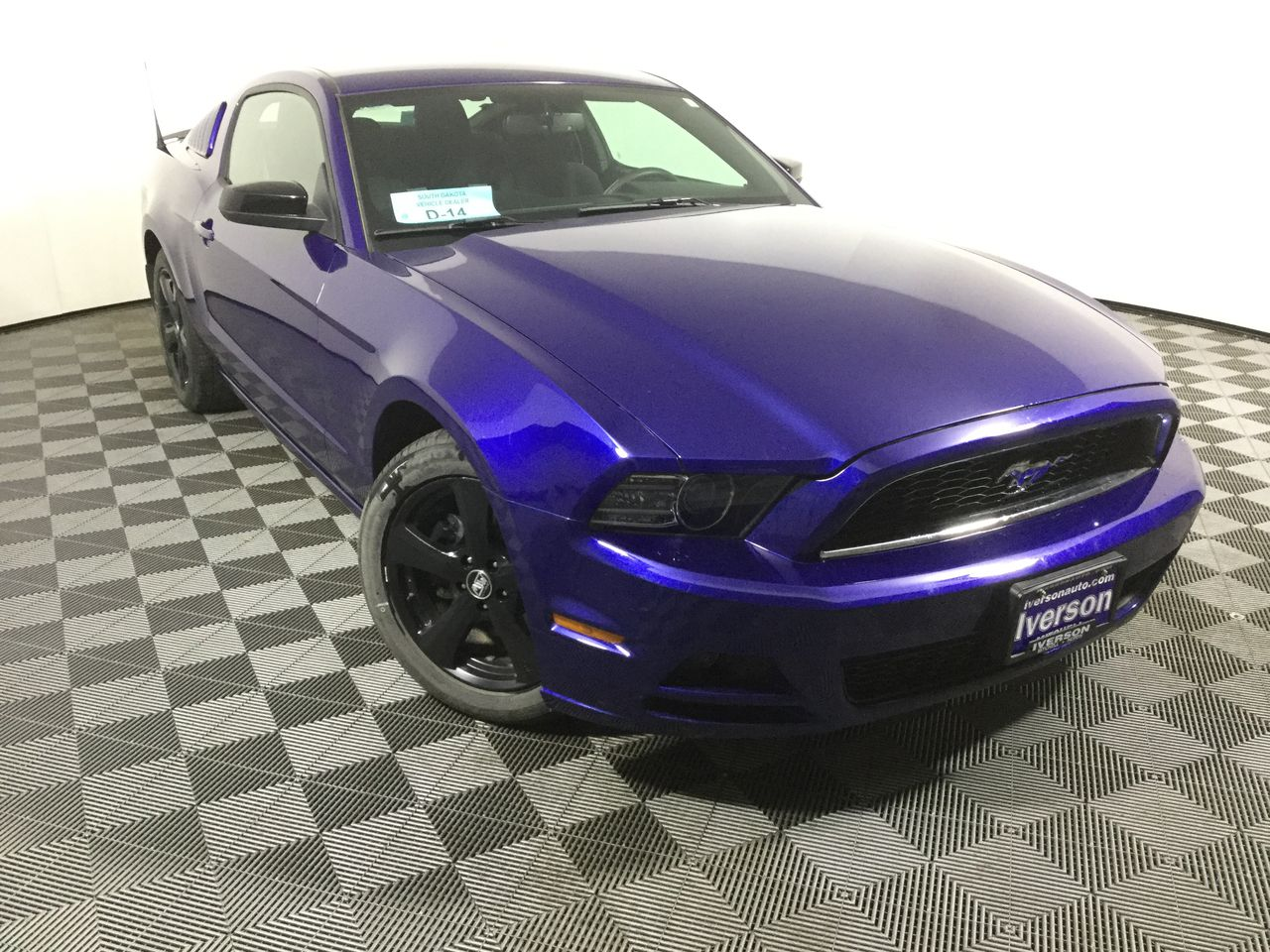 2014 Ford Mustang Coupe Coupe