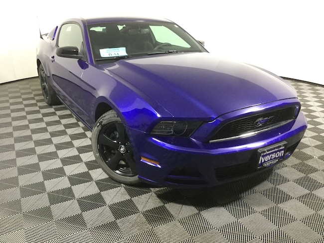 Pre-Owned  2014 Ford Mustang Coupe in Mitchell, SD