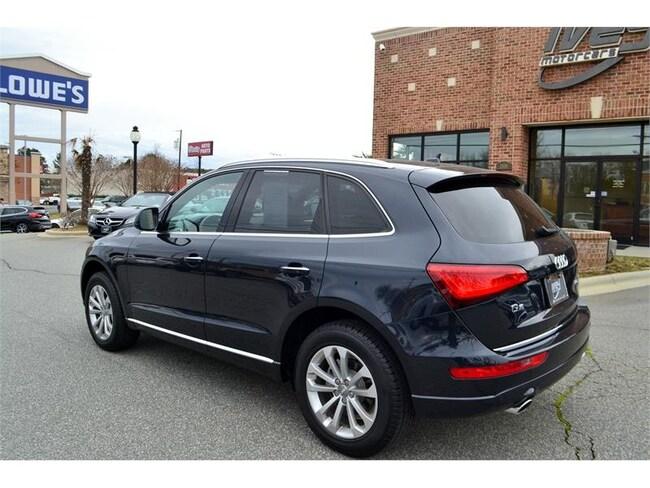 Used 2015 Audi Q5 Premium Plus For Sale at Ivey Motorcars