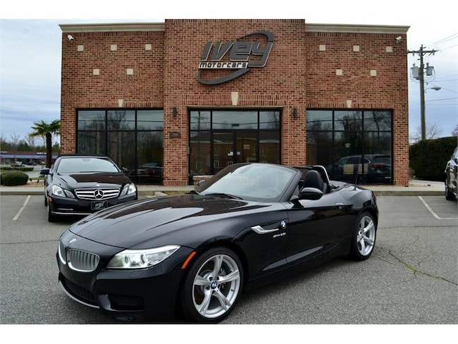 Used 2015 Bmw Z4 Sdrive35i For Sale At Ivey Motorcars Vin