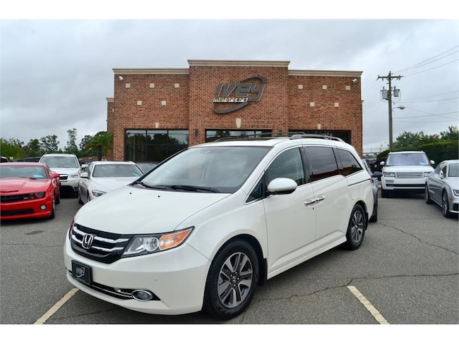 2016 Honda Odyssey Touring WAGON