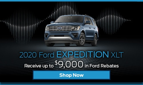 Ford Expedition Offer