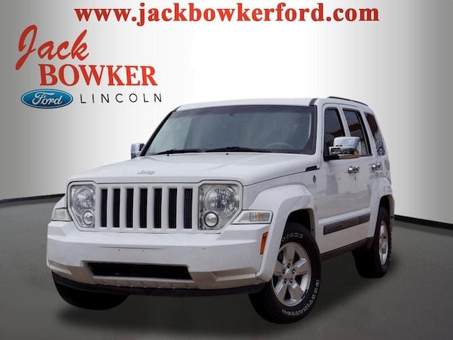 2011 Jeep Liberty Sport SUV
