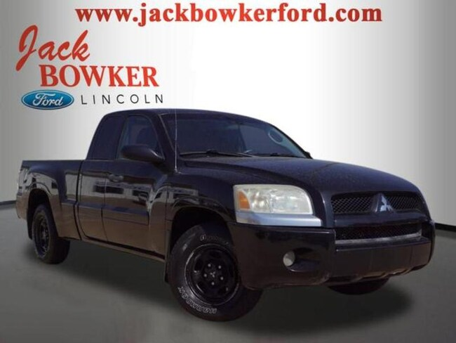 used 2007 mitsubishi raider for sale | ponca city ok