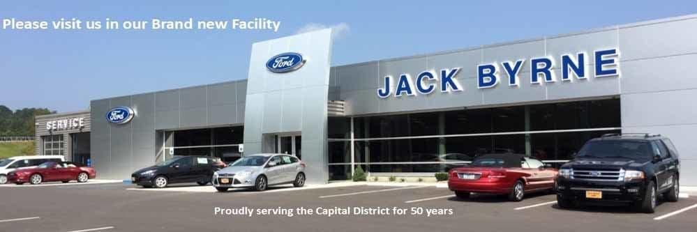 Jack Byrne Ford >> About Jack Byrne Ford A Ford Dealership In Mechanicville