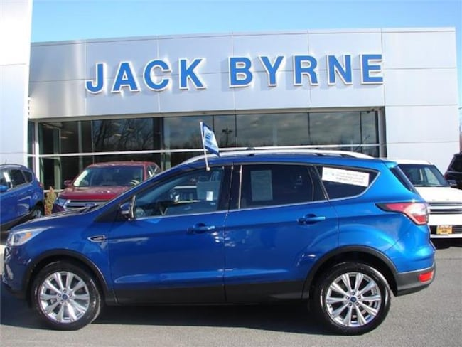 2017 Ford Escape Titanium 4x4