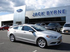 2018 Ford Fusion SE Front-wheel Drive Sedan