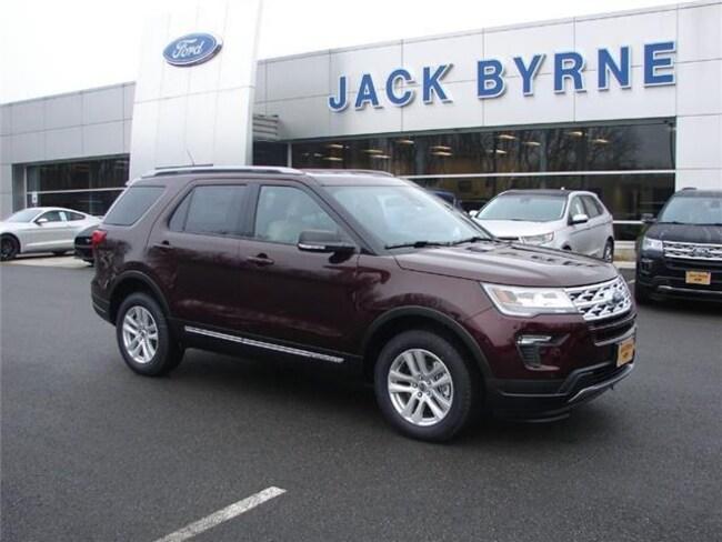 Jack Byrne Ford >> New 2019 Ford Explorer For Sale At Jack Byrne Ford Vin