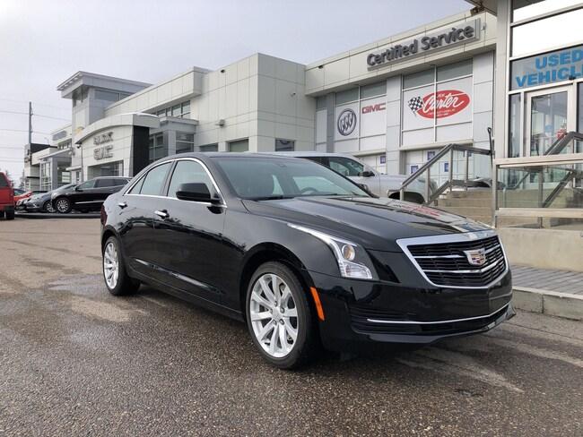 2018 Cadillac ATS AWD Sedan