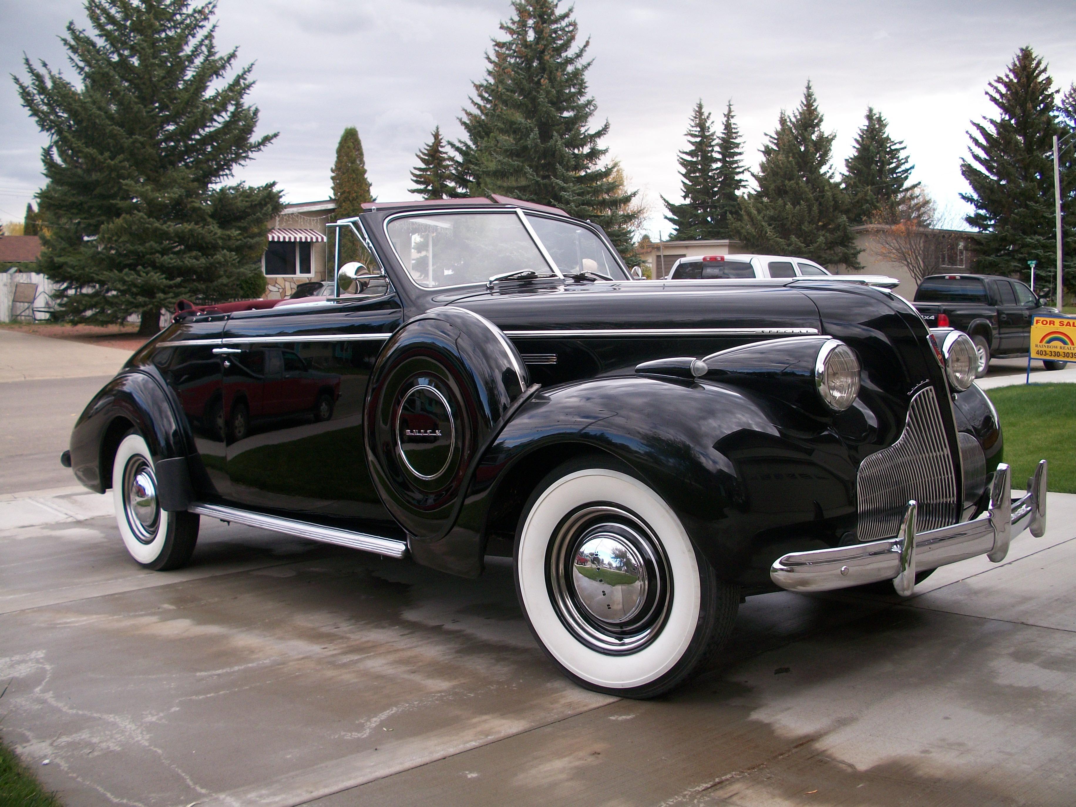 1939 Buick 46c Jack Carter Chevrolet Cadillac Buick Gmc