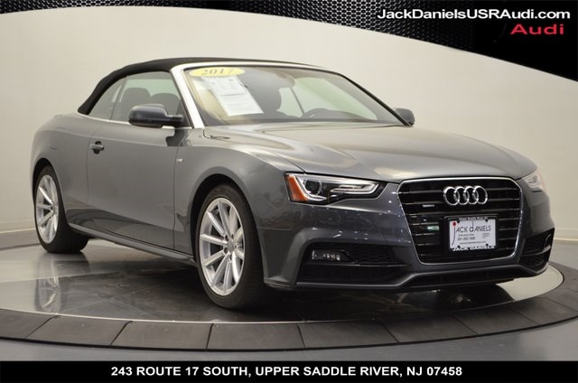 2017 Audi A5 2.0T Sport Sport Cabriolet