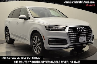 2019 Audi Q7 Premium Plus SUV for sale at Jack Daniels Audi of Upper Saddle River, NJ