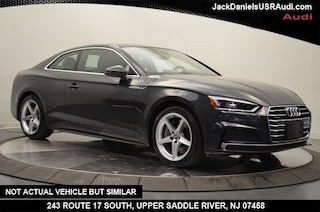 2018 Audi A5 2.0T Premium Coupe for sale at Jack Daniels Audi of Upper Saddle River, NJ