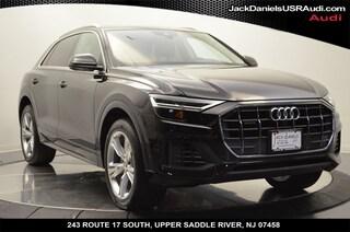 2019 Audi Q8 3.0T Premium SUV for sale at Jack Daniels Audi of Upper Saddle River, NJ