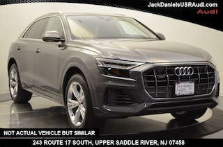 2019 Audi Q8 3.0T Premium SUV for sale at Jack Daniels Audi of Upper Saddle River, NJ