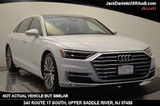 2019 Audi A8 L 55 Sedan for sale at Jack Daniels Audi of Upper Saddle River, NJ