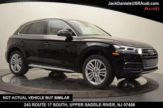 2018 Audi Q5 2.0T SUV for sale at Jack Daniels Audi of Upper Saddle River, NJ