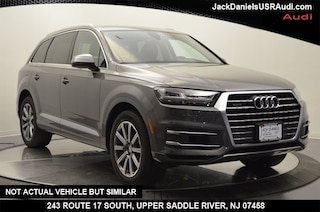 2019 Audi Q7 3.0T Premium SUV for sale at Jack Daniels Audi of Upper Saddle River, NJ