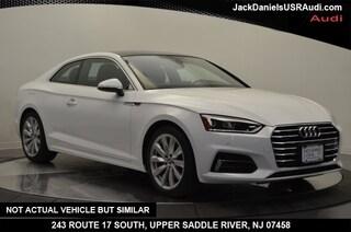 2018 Audi A5 2.0T Premium Plus Coupe for sale at Jack Daniels Audi of Upper Saddle River, NJ