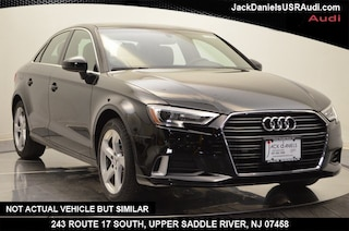 2019 Audi A3 2.0T Premium Sedan for sale at Jack Daniels Audi of Upper Saddle River, NJ