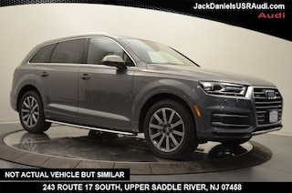 2018 Audi Q7 2.0T Premium SUV for sale at Jack Daniels Audi of Upper Saddle River, NJ