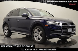 2018 Audi Q5 2.0T SUV for sale at Jack Daniels Audi of Upper Saddle River, NJ
